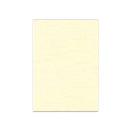DESIGNER BLÖCKE  / DESIGNER PAPER 10 hojas A4, cartón lino, de color crema, 240 gr