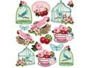Tilda Tilda Stickers: frutteto
