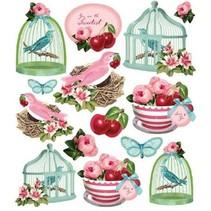 Tilda Stickers: Fruitgarden
