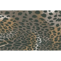 Formfelt, leopardo