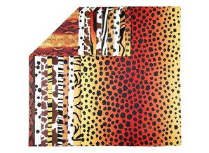 DESIGNER BLÖCKE  / DESIGNER PAPER Karton, Tierfell, A4 210x297 mm, 300 g