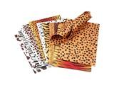 DESIGNER BLÖCKE  / DESIGNER PAPER Papelão, pele animal, A4 210x297 mm, 300 g