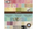 DESIGNER BLÖCKE  / DESIGNER PAPER Designersblock: recuerdos, 180 arco!