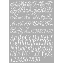 Universal Template letters A4