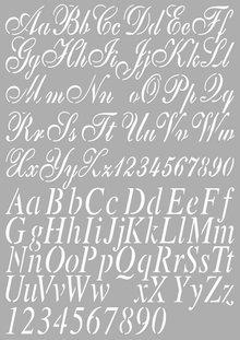 Dutch DooBaDoo Universelle Skabelon breve A4