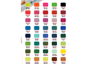 ZIG SET Real Brush Color, 80 colors!