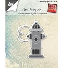 Joy!Crafts Punzonatura modello argomento: distributore di acqua di fuoco