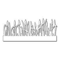 Ponsen sjabloon: Border gras