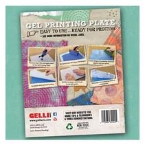 Gelli Arts Gel Druckplatte