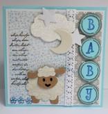 Marianne Design Stanz- und Prägeschablone, Collectables - Eline's Schafe