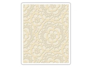 Tim Holtz Embossing folders, head of Tim Holtz - Texture Fades