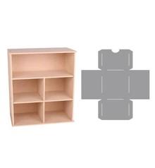 Objekten zum Dekorieren / objects for decorating armadio di stoccaggio cassetto +
