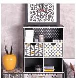 Objekten zum Dekorieren / objects for decorating Aufbewahrungschrank + Schublade