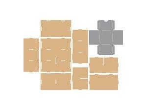 Objekten zum Dekorieren / objects for decorating gabinete de almacenaje del cajón +