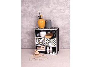 Objekten zum Dekorieren / objects for decorating Storage cabinet + drawer