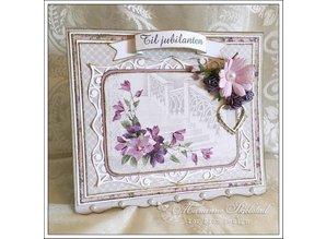 DESIGNERPAPIER VON PION DESIGN AUS SCHWEDEN PION DESIGN: Set i Provence - Scent of Lavender