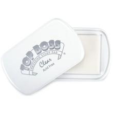 STEMPEL / STAMP: GUMMI / RUBBER almohadilla de tinta de estampado