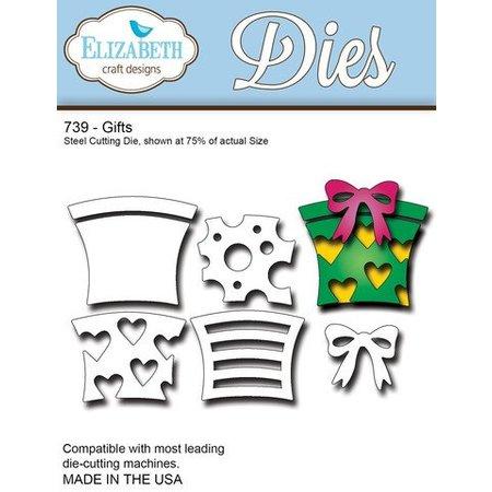 Elisabeth Craft Dies La perforación de plantilla: los regalos