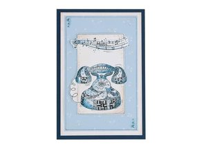 Leane Creatief - Lea'bilities sello transparente: La notación musical