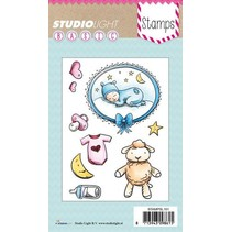 Transparent stamp: Baby