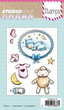 Studio Light Transparent stamp: Baby