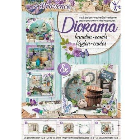 Bücher und CD / Magazines bloque de perforación: la Provence