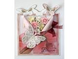 Joy!Crafts modèle poinçonnage: Découpage, embosser & Débossage: Papillons