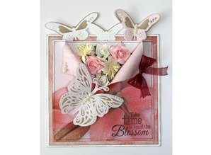 Joy!Crafts Punching template: Cutting, Embossing & Debossing
