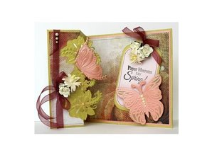 Joy!Crafts Stanzschablone: Cutting, Embossing & Debossing