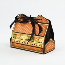TONIC Stanz-und Prägeschablone: Cupcake & Treat Box Die Set