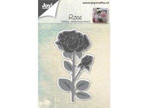 Joy!Crafts Punching templates: 3D Rose