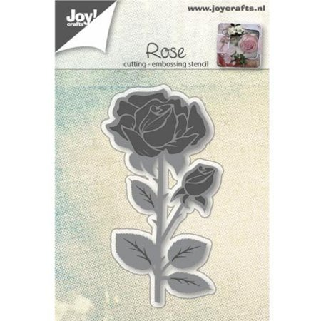 Joy!Crafts troqueles de corte: 3D Rose