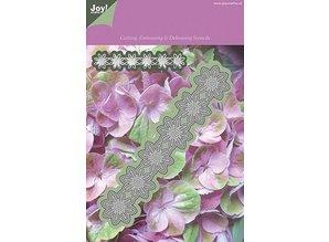 Joy!Crafts Stanzschablonen: Blumen Bordüre