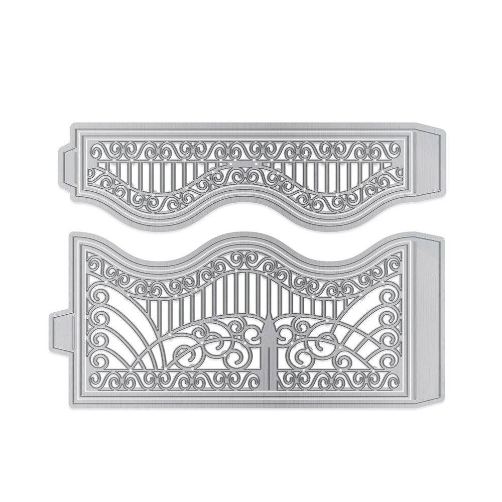 TONIC Stamping and embossing template: Dimensions - Window Box ...