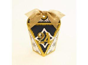 TONIC Punching and pre-punching: Diamond box