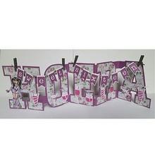 Dutch DooBaDoo Arte de la plantilla del alfabeto AZ
