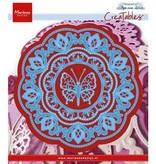 Marianne Design Stanzschablone: Anja's butterfly