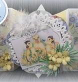 Marianne Design Stansning skabelon: Anjas sommerfugl