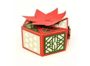 TONIC Skærematricer: 3D sekskant kasse