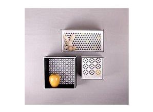 Holz, MDF, Pappe, Objekten zum Dekorieren Decoration boxes