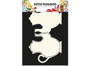 Dutch DooBaDoo Kort Type: Tekande A4