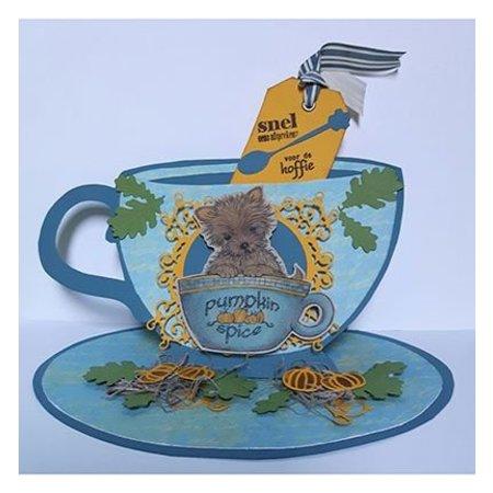 Dutch DooBaDoo Kort type: Mug