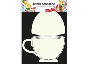 Dutch DooBaDoo Card Art: Tee Tasse