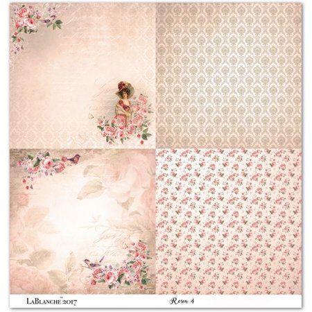 "LaBlanche LaBlanche Papers ""Rosen"" 6"