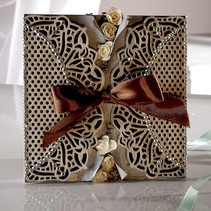 NUEVA troqueles de corte: Filigrana tarjeta Diseño Victoria