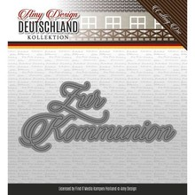 Amy Design Stansning skabelon: Til Communion