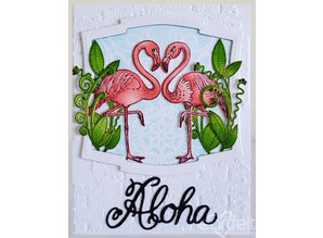 Heartfelt Creations aus USA the latest collection: Tropical Paradise