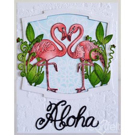 Heartfelt Creations aus USA la última colección: Tropical Paradise