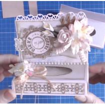 Kunstschablone für Schachtelchen