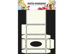 Dutch DooBaDoo Art template for boxes